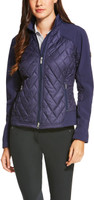 Ariat Women's Brisk Jacket Violet Quilted/Sof