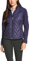 Ariat Women's Brisk Jaket Violet Quilted/Sof