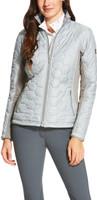 Ariat Women's Volt Quilted Jacket Costal Grey