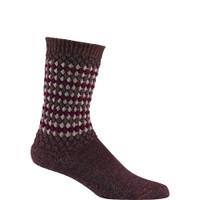 Wigwam Women's Jacy Socks - Maroon