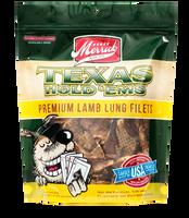 Merrick Texas Hold 'Ems Lamb Lung Dog Treats