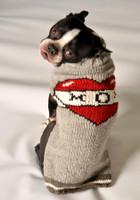Tattooed Mom dog sweater