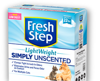 Fresh StepSimply Unscented Litter Lightweight