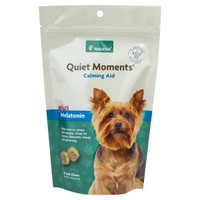 NaturVet Quiet Moments Dog Soft Chews 65ct