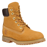 Timberland Women's Icon 6-Inch Premium Waterproof Boots Wheat Nubuck