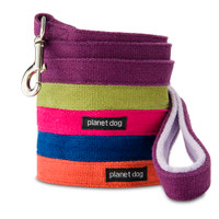 Hemp Leash Small Fleece Handle
