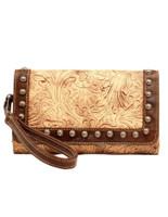 Blazin Roxx Lydia Clutch Wallet