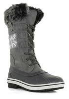 Northside Women's Bishop Snowboot in Grey