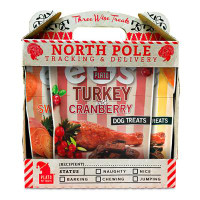 Plato Turkey Holiday Treats Gift Pack