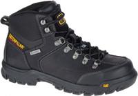 Cat Men's Threshold Waterproof Steel Toe Work Boot  Black