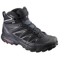Salomon Men's X Ultra 3 Mid - Black