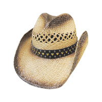 Dallas Hat Women's Western Straw Hat