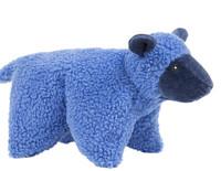 Knot-Less Squooshie Lamb Dog Toy
