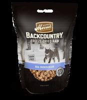 Merrick Backcountry Freeze-Dried Raw Treats - Real Chicken Recipe Cat Treat