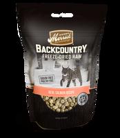 Merrick Backcountry Freeze-Dried Raw Treats - Real Salmon Recipe Cat Treat