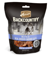 Merrick Backcountry Wild Fields Real Chicken Sausage Cuts Dog Treat
