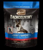 Merrick Backcountry Hero's Banquet Treats Dog Treat
