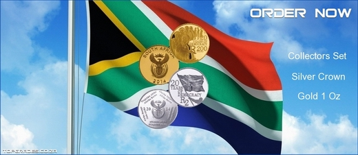 Buy South African Coins Krugerrands And Bars Online