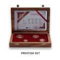2015 Prestige 4 Coin Set