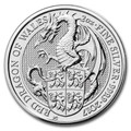 2oz Silver Coin - The Dragon