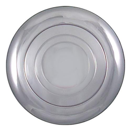 Chrome Horn Button - No Logo