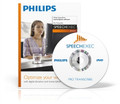 Philips SpeechExec Pro Transcribe CD (SR license included) LFH4500
