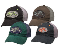 G. Loomis Distressed Oval Fishing Hats
