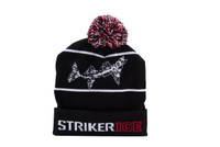Striker Ice Fossil POM Ice Fishing Hat