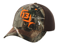 "13 Fishing ""Mr. Tucker"" Flex-fit Fishing Cap"