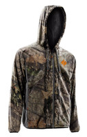Nomad Men's Harvester Full Zip Camo Hunting Hooded Jacket, N4000041