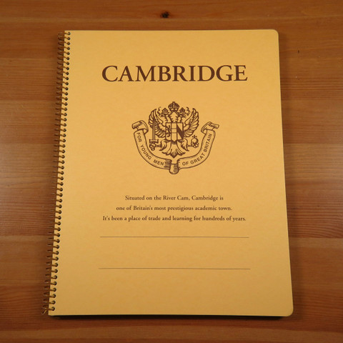Kyokuto Cambridge Notebook