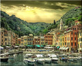 Portofino at the Harbor by Artist McKenzie
