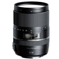Tamron 16-300mm f/3.5-6.3 Di II VC PZD MACRO Zoom Lens, for Canon EOS Digital SLRs with APS-C Sensors, U.S.A. Warranty