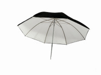 Promaster Professional Series Black/White Umbrella - 45''