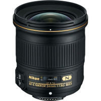Nikon AF-S NIKKOR 24mm f/1.8G ED Lens