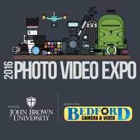 2016 Photo Video Expo at John Brown University