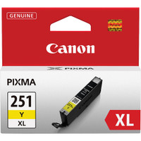 Canon Ink/CLI-251 Yellow XL