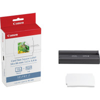 "Canon Paper/KC-18IS Sticker (2.1 x 3.4"", 18 Sheets)"