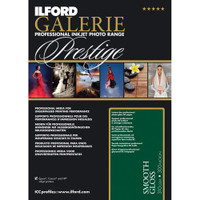 "Ilford GALERIE Prestige Smooth Gloss Paper (17x22"" - 25 Sheets)"