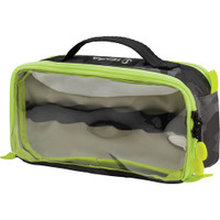 Tenba Cable Duo 4 Cable Pouch (Black Camouflage/Lime)