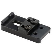 Custom Brackets CN-JR Anti-Twist Plate for Canon and Nikon Off-Camera Cords