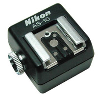 Nikon AS-10 Dedicated TTL Multi-Flash Adapter