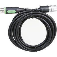 "Phottix Coiled Studio Light Power Cable for Indra500 TTL Studio Light (60"")"