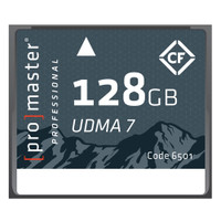 Promaster Memory Rugged CF 128GB