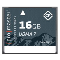 Promaster Memory Rugged CF 16GB