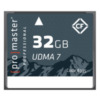 Promaster Memory Rugged CF 32GB