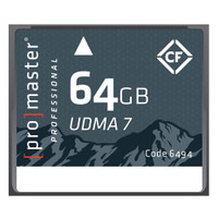 Promaster Memory Rugged CF 64GB