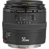 Canon EF 50mm f/2.5 Compact Macro Standard AutoFocus Lens