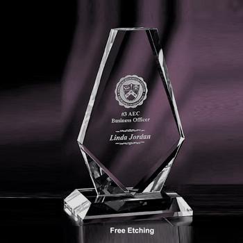 Manhattan Crystal  Award