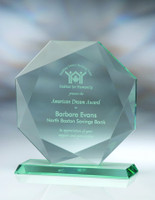 176-13017  Jade Diamond Award